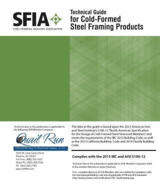 Quail Run Building Materials SFIA 2015