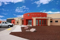 Chinle Justice Center, Navajo Nation, Chinle AZ